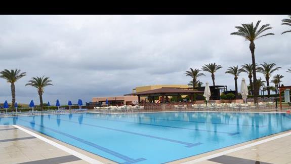 Basen w hotelu Horizon Beach