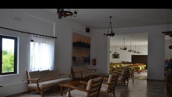 Recepcja w hotelu Summer Village