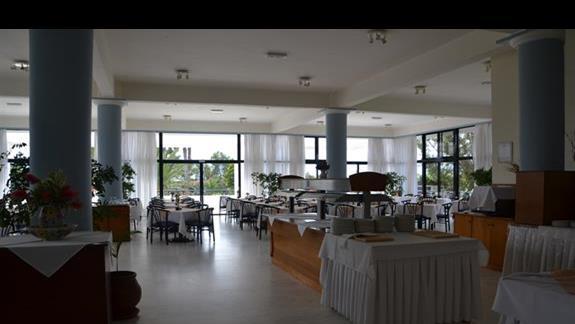 Restauracja w hotelu Nina Beach
