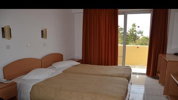 Pokój w hotelu Pyli Bay