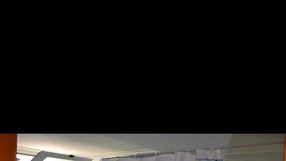 Łazienka w hotelu Pyli Bay