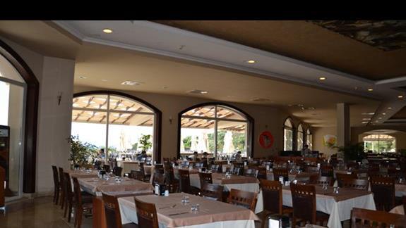 Restauracja w hotelu Yasmin Bodrum