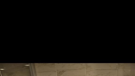 Łazienka w hotelu Yasmin Resort