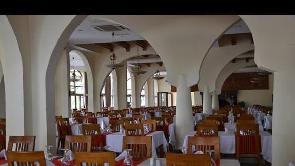 Restauracja w hotelu Vera TMT Resort