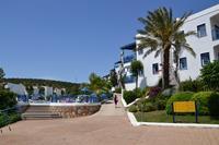 Hotel Bodrum Holiday Resort - Teren hotelu Bodrum Holiday Resort