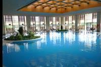 Hotel Regnum Carya Golf & Spa Resort - Basen wewnętrzny hotelu Regnum Carya Golf & SPA Resort