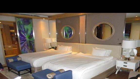 Pokój LUXURY (62m2) w hotelu Regnum Carya Golf & SPA Resort