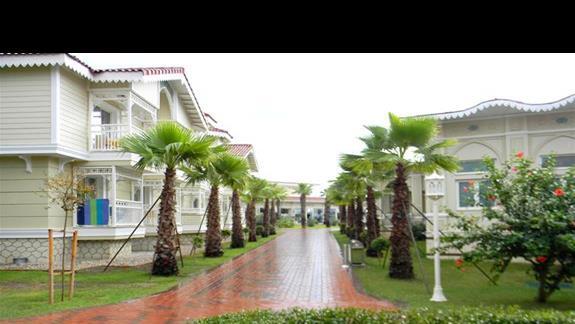 Budynki mieszkalne hotelu Gural Premier