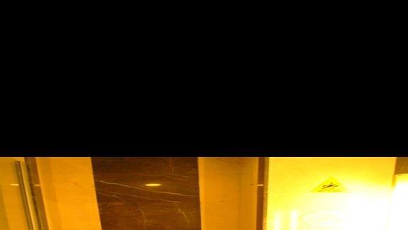 Łazienka w pokoju Standard Deluxe w hotelu Gural Premier