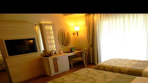 Pokój Standard Deluxe w hotelu Gural Premier