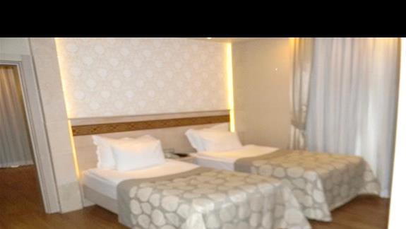 Pokój Rodzinny Deluxe w hotelu Gural Premier