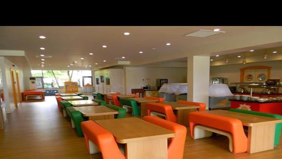 Restauracja dla dzieci w hotelu Ela Quality Resort