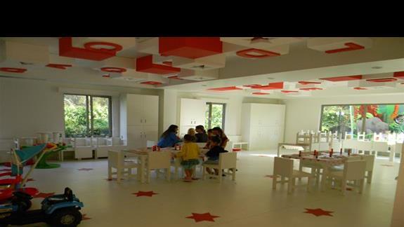 Mini club w hotelu Ela Quality Resort
