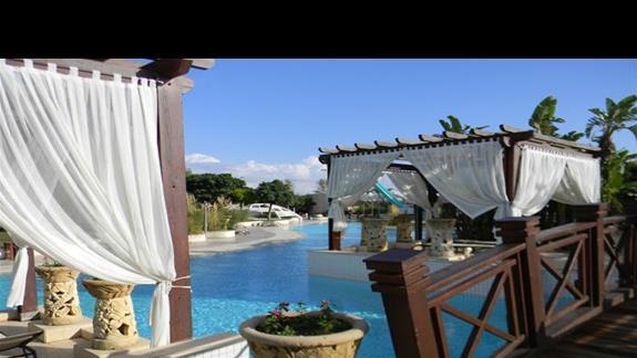 Otoczenie hotelu Ela Quality Resort