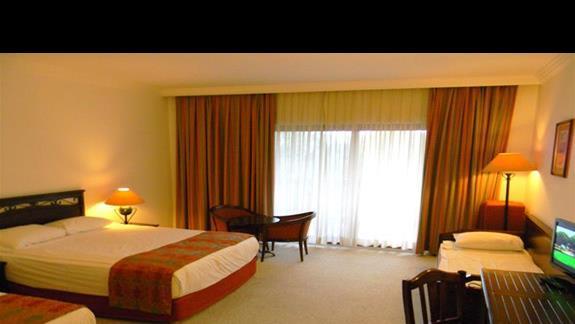 Pokój Standardowy w hotelu Papillon Belvil Club