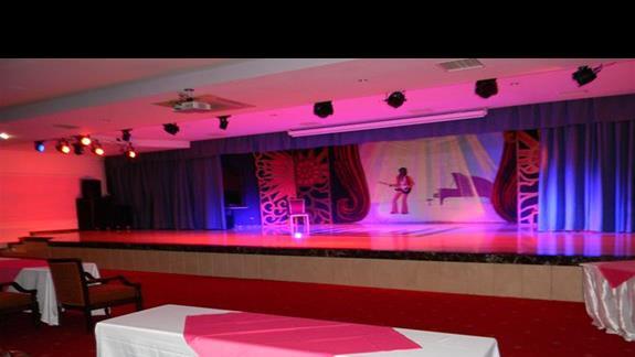 Sala konferencyjna hotelu Papillon Belvil Club