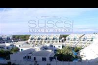 Hotel Susesi Luxury Resort - Widok na hotel Susesi De Luxe Resort