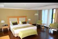 Hotel Susesi Luxury Resort - Sypialnia w budynku Lake House w hotelu Susesi De Luxe Resort