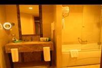 Hotel Susesi Luxury Resort - Łazienka w Family Taras Room w hotelu Susesi De Luxe Resort