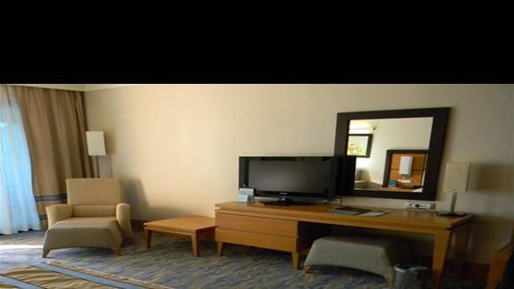 Pokój Standard w hotelu Susesi De Luxe Resort