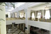 Hotel Rixos Premium - Lobby w hotelu Rixos Premium