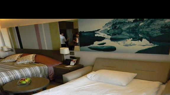 Pokój Standard w hotelu Rixos Premium