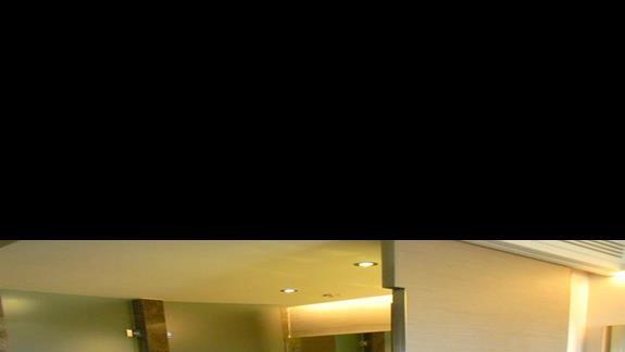 Łazienka w Pokoju Standard w hotelu Rixos Premium