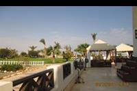 Hotel Hilton Marsa Alam Nubian Resort - wyjście z lobby