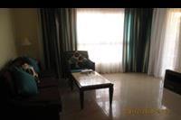 Hotel Aurora Bay Resort - część wypoczynkowa w pokoju