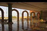 Hotel Jaz Grand Resta - przestronne lobby