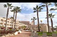 Hotel H10 Playa Esmeralda - Budynek główny hotelu.