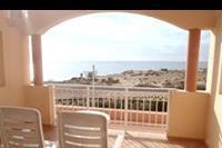 Hotel H10 Playa Esmeralda - Widok z pokoju.