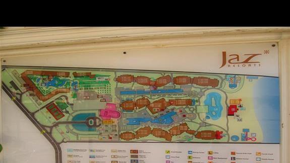 mapka hotelu