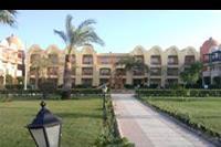 Hotel Titanic Beach Spa & Aqua Park - wejscie na plac zabaw