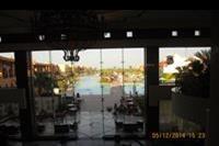 Hotel Titanic Beach Spa & Aqua Park - wyjscie z lobby na hotel