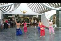 Hotel Aladdin Beach - Miłe powitanie przed hotelem