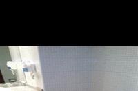 Hotel Aladdin Beach - łazienka