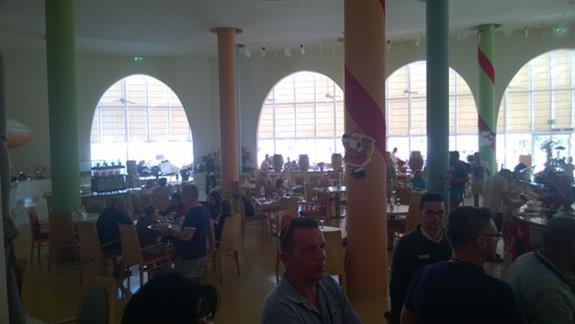 Restauracja w Hotelu Hilton Marsa Alam Nubian Resort