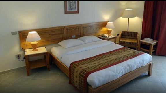 Pokój w hotelu Three Cornes Fayrouz