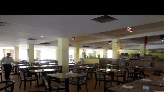 Restauracja w hotelu Brayka Bay
