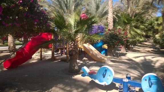 Plac zabaw w hotelu Brayka Bay