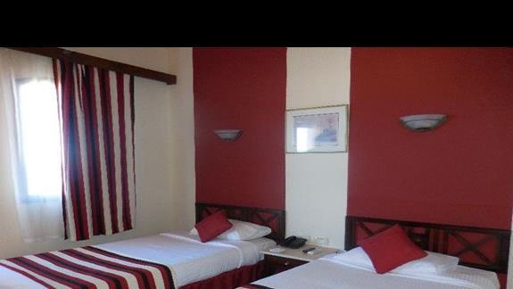 Pokój w hotelu Resta Reef Resort