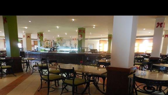 Restauracja w hotelu Resta Reef Resort