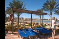 Hotel Jaz Lamaya Resort - Plaża w hotelu Iberotel Lamaya
