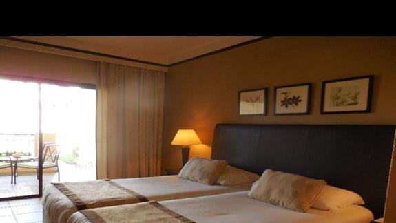 Pokój w hotelu Iberotel Lamaya
