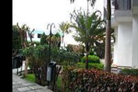 Hotel Beverly Park - Fragment ogrodu w hotelu Beverly Park