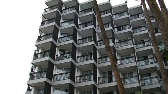 Budynek hotelu Beverly Park