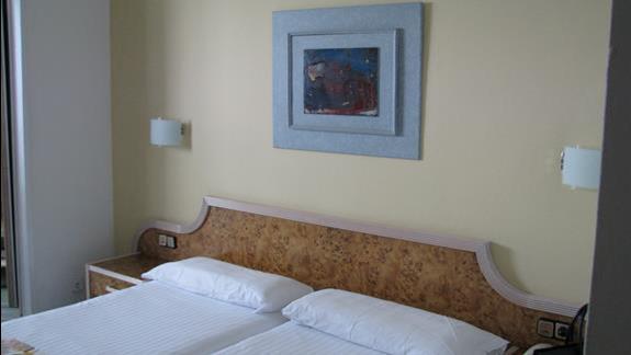 Pokój w hotelu Beverly Park