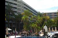 Hotel Abora Buenaventura - Fragment ogrodu i budynek IFA Buenaventura