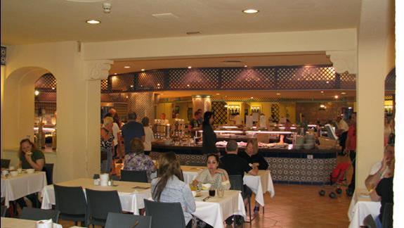 Restauracja w hotelu IFA Buenaventura